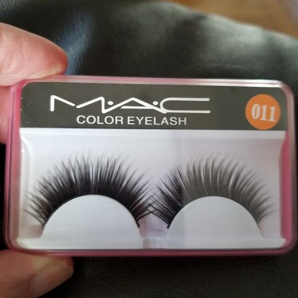 051a57f4b6f MAC Cosmetics Makeup | Never Opened Faux Eyelashes | Poshmark
